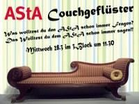 Couchgeflüster - Mi. 28.03.2012, 3.Block