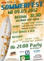 Sommerfest SS12