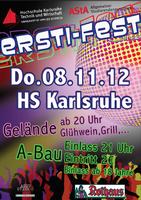 ERSTI-FEST WS12/13